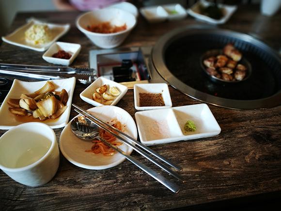 Seoul food Korean BBQ