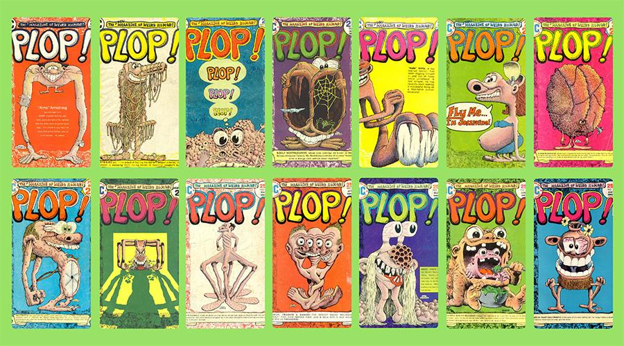 Plop magazine
