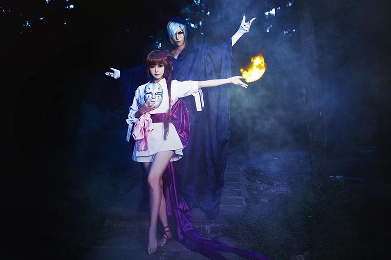 vampire cosplay