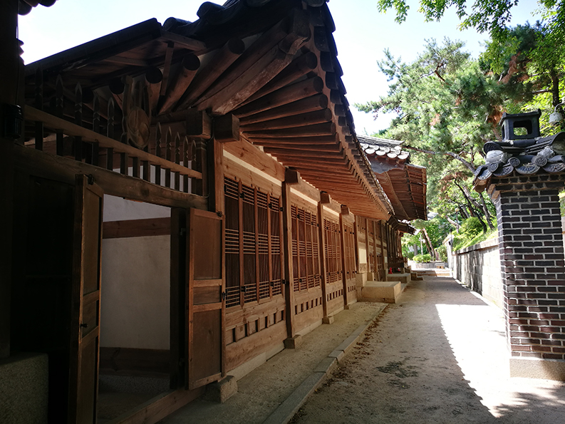 Seoul Palaces