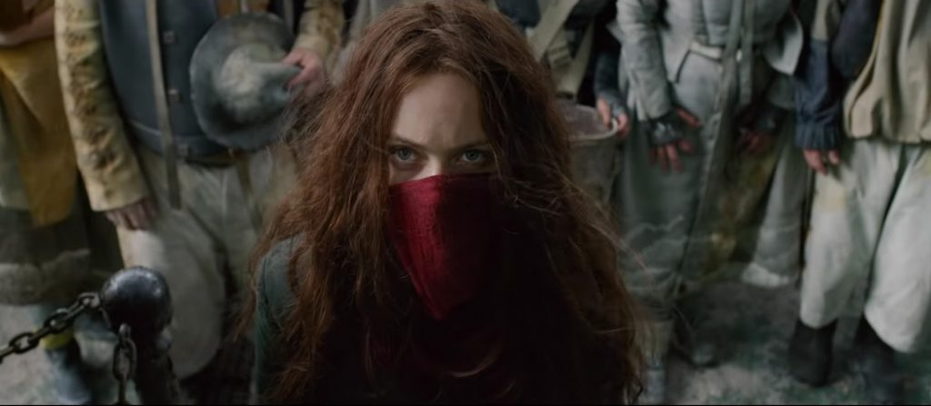 Mortal Engines: Book Movie