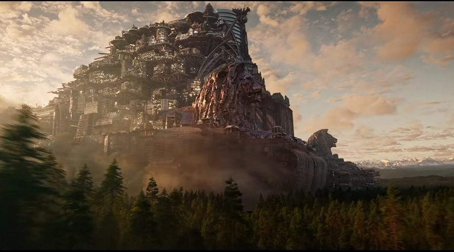 Mortal Engines: from Book to Movie