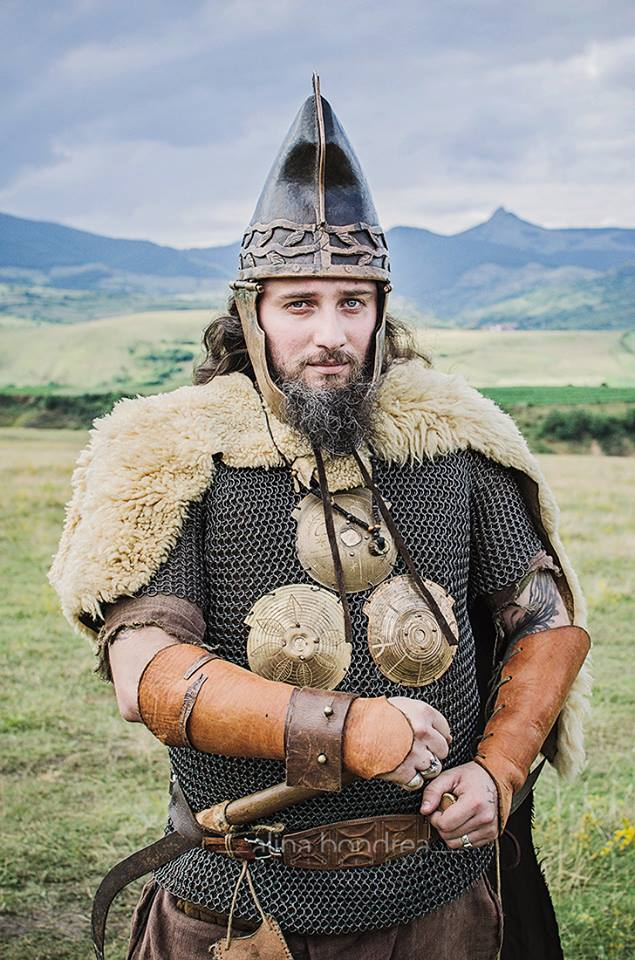 Ancient History Reenactment: Terra Dacica Aeterna
