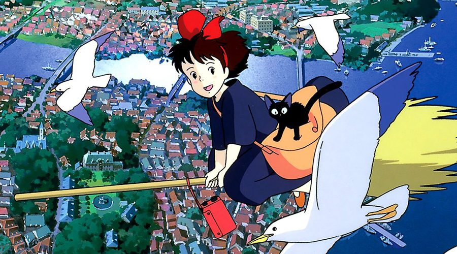 21 Studio Ghibli Movies Are Coming to Netflix Starting February 1st